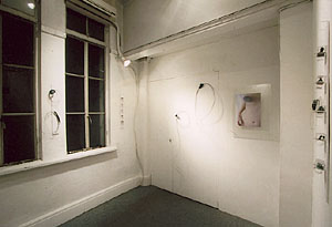 「身につける小さな現代彫刻」 2003年11月21日(金)~12月6日(土)