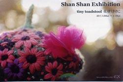 Shan Shan 展 2011年1月29日-2月12日