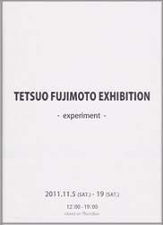 藤本 哲夫 展 2011年11月5日-11月19日