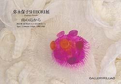 弥永 保子 展 2013年3月16日-3月30日
